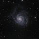 M101 HaLRGB,                                Rodd Dryfoos