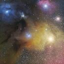Rho Ophiuchi Cloud Complex,                                Rodrigo Andolfato