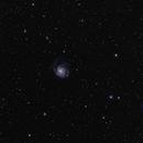 NGC 5457,                                Tim Stone