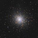 Globular Cluster M5 in in Serpens,                                equinoxx