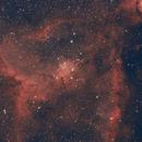IC 1805 The Heart,                                SicIturAdAstra