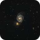 M51 (RC 154/1370 OTA),                                Axel Debieu-Potel