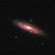 Andromeda Galaxy (RedCat 51),                                Lauri