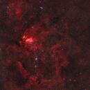 IC4628 Widefield, SFO 82 Dark Tower, SL17 Fenrir-Nebula,                                Rolf Dietrich