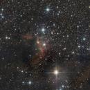 SH2-155 Cave Nebula,                                pirx13