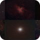 6 objects one night: EdgeHD11 Hyperstar and ASI183mc 5.3 hours exposure,                                Freestar8n