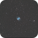M27 Dumbbell Nebula,                                Bas Dautzenberg