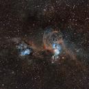 NGC 3576 Statue of Liberty,                                Claudio Ulloa Saavedra