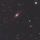 NGC7814 Little Sombeo Galaxy - 1x - Pegasus,                                Michael Broyles