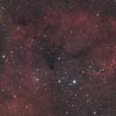 Elephant Trunk nebula HaLRGB,                                Boštjan Zagradišnik