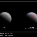 Venus (UV + artificial color) - 09.01.2017,                                Łukasz Sujka