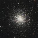 M13 Hercules globular cluster,                                Graham Winstanley
