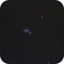 M51 - Whirpool Galaxy,                                Rubens Menabue