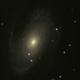 M81 Evostar 72ED + Luminanz von 2018,                                Spacecadet