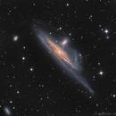 NGC 1532 & 1531 - Gravitational Interactions (RC1m),                                Jean-Baptiste Auroux