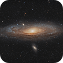 M31 Andromède,                                LAMAGAT Frederic