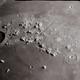 Moon with 2000mm and EOS600D,                                Norbert Reuschl