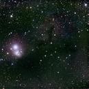 Barnard 3 Environs, HaRGB,                                Stephen Garretson