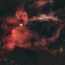 Lobster Claw Nebula (Sh 2-157),                                Jaganath A