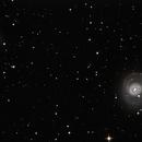 NGC 1068 and 1055,                                Dan Wilson