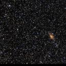 Tiny Circinus galaxy or PGC 50779 / ESO 97 - 13,                                Claudio Tenreiro