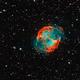 M 27 The Dumbbell Nebula,                                Dale A Chamberlain