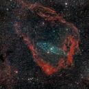 Sh2-129 Squid Nebula,                                Aurelio55