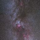 MILKYWAY(nearby CYGNUS) ,                                Ted Lin
