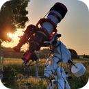 Summer's heat and the nice FRA600 out testing the asi294mm in near infrared,                                Przemysław Majewski & teleskopy.pl