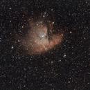 Pacman Nebula,                                Jocelyn Podmilsak