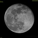 Lua em 11 de Agosto de 2014,                                Oliveira