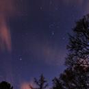 Cloudy Constellations,                                Nick Hobbs