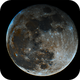 Lune du 31/01/2018  (RC 154/1370 OTA) moon,                                Axel Debieu-Potel