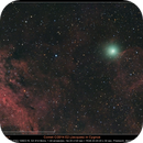 Comet C/2014 E2 (Jacques) in Cygnus,                                Mike Oates