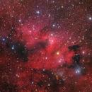 Cave nebula,                                Nikita Misiura
