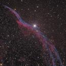 Western Veil Nebula - NGC6960,                                Thomas Richter