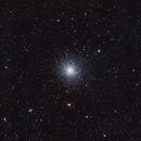 M13 - Hercules Globular Cluster,                                Dan Gallo