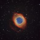 Helix nebula - Ha RGB,                                Leandro Fornaziero