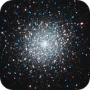 M92 cluster,                                Rich Sky