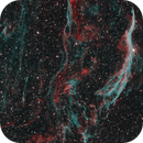 The Western Veil, NGC 6960,                                Madratter