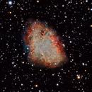 M1 - The Crab Nebula,                                KTAZ