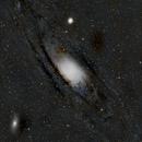 Andromeda M31 RGB,                                Nucdoc