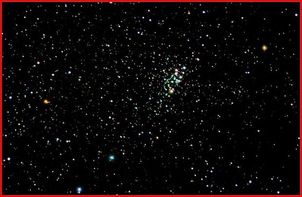 NGC 7510 Open Star Cluster Cepheus,                                AlBroxton