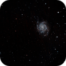 M101 first attempt ever.,                                Donnie B.