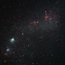 Small Magellanic Cloud- HOORGB collab with Paul Hancock!,                                Olga W. Ismael