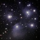 M45 Pleiades,                                Jacek Szulc