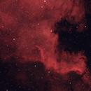 North America Nebula -  Cygnus Wall,                                Dvader72
