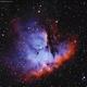 NGC-281 Pac-Man Nebula.,                                Iñigo Gamarra