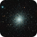 M13, The Great Cluster In Hercules,                                mlewis
