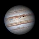 Jupiter & IO - May 02, 2020,                                astrolord